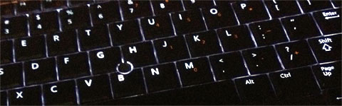 photo of a keyboard